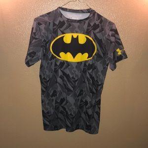 Under Armour Batman shirt